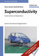 Superconductivity Book PDF