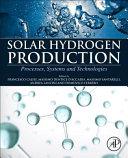 Solar Hydrogen Production Book