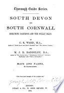 South Devon and South Cornwall Book