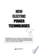 New Electric Power Technologies
