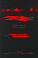 Scandalous truths: essays by and about Susan Howatch