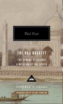The Raj Quartet: The towers of silence