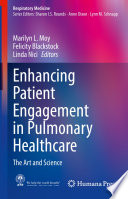 Enhancing Patient Engagement in Pulmonary Healthcare Book