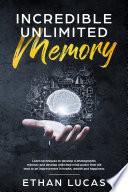 Incredible Unlimited Memory Book