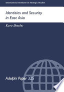Identities and Security in East Asia