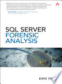 SQL Server Forenisc Analysis Book