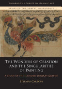 Wonders of Creation and the Singularities of Painting