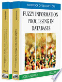 Handbook Of Research On Fuzzy Information Processing In Databases Book PDF