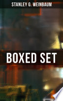 STANLEY WEINBAUM Boxed Set Book