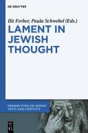 Lament in Jewish Thought [Pdf/ePub] eBook
