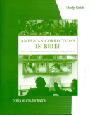 American Corrections in Brief Book PDF