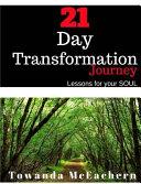 21 Day Transformation Journey