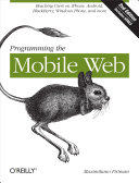 Programming the Mobile Web [Pdf/ePub] eBook