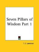Seven Pillars of Wisdom 1935