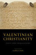 Valentinian Christianity [Pdf/ePub] eBook