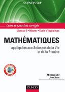 Pdf Mathématiques Appliquées aux sciences de la Vie et de la Planète Telecharger