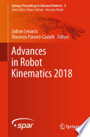 Advances In Robot Kinematics 2018 Book PDF