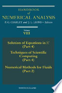 Handbook of Numerical Analysis