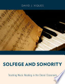 Solfege And Sonority