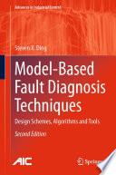 Model Based Fault Diagnosis Techniques