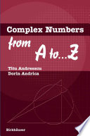 Complex Numbers from A to    Z