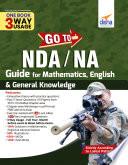 Comprehensive NDA  NA Guide for Mathematics  English   General Knowledge