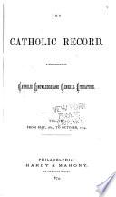 The Catholic Record
