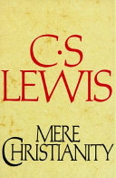 Mere Christianity image