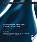 Microfinance  Debt and Over Indebtedness