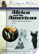 Africa and the Americas: Culture, Politics, and History [3 volumes]