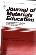 The Journal of Materials Education