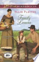 Family Lessons Mills Boon Love Inspired Historical Orphan Train Book 1