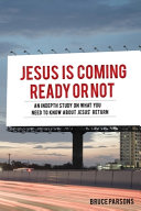 Jesus Is Coming Ready Or Not Book