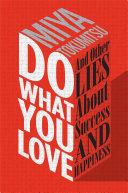 Do What You Love [Pdf/ePub] eBook