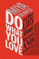 Pdf Do What You Love