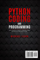 Python Coding and Programming