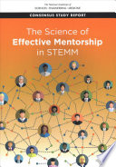 The Science of Effective Mentorship in STEMM