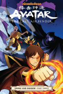 Avatar: the Last Airbender-Smoke and Shadow Part Three ebook