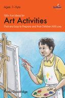 100  Fun Ideas for Art Activities