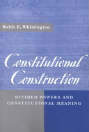Constitutional Construction