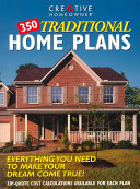 350 Traditional Home Plans
