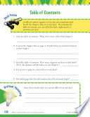 Read   Succeed Comprehension Level 4  Table of Contents Passages and Questions Book PDF