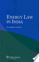 Energy Law in India