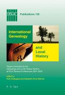International Genealogy and Local History