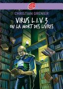 Pdf Virus L.I.V. 3 ou La mort des livres Telecharger