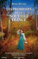 Pdf Les promesses de la Nouvelle France Telecharger