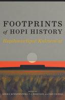 Footprints of Hopi History