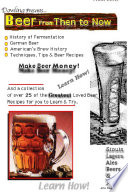 Beer from Then to Now  History of Fermentation Book PDF