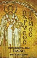 The Chrysostom Bible Isaiah