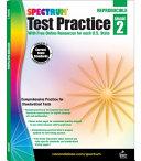 Spectrum Test Practice  Grade 2
